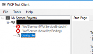 How to Configure Web Services in Load Balancer with WCF Test Client